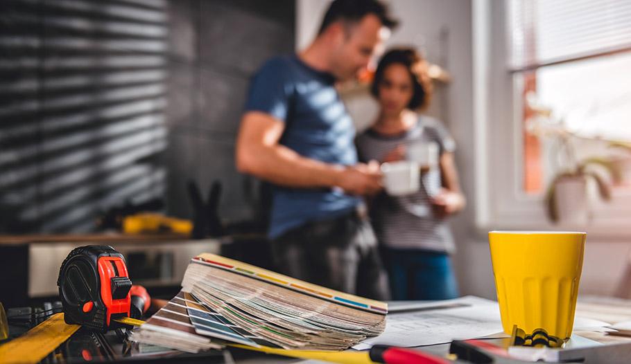 Redding 203k renovation mortgage